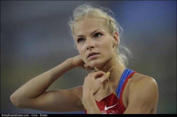 Darya Klishina Girls Boobs