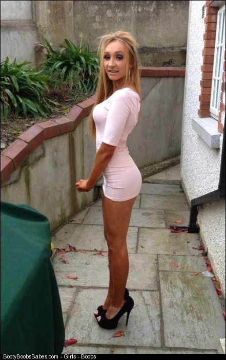 Girls In Tight Dresses Flaunting Their Assets Girls Boobs